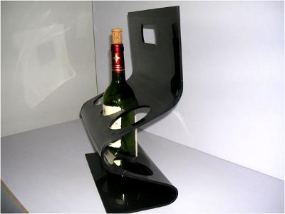 亚克力红酒展示架