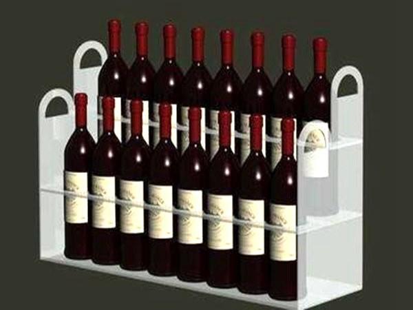 红酒展示架