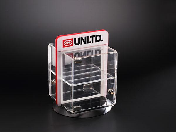 UNLTD 手表展示架
