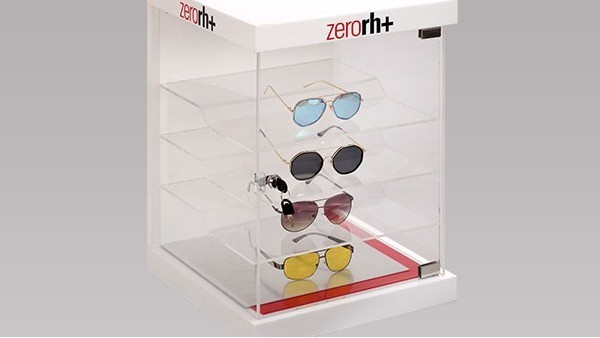 博艺亚克力眼镜展示架能为眼镜带来什么商机