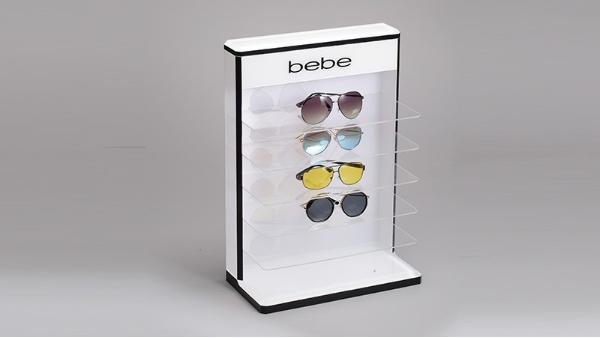 博艺亚克力眼镜展示架的特点