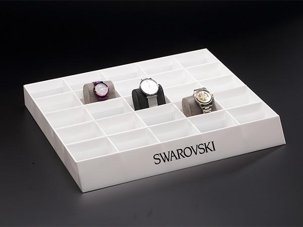 SWAROVSKI手表展示架