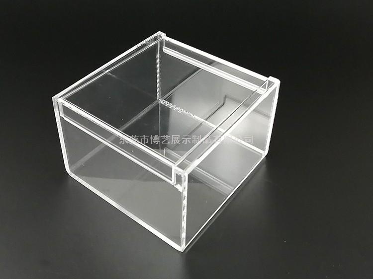 一个合格的亚克力透明盒子怎样制作才符合要求?