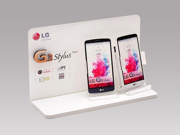 亚克力LG展示台