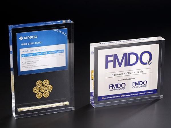 FMDO无缝热压展示台