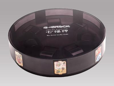亚克力珠宝展示盒 BY-ZB04
