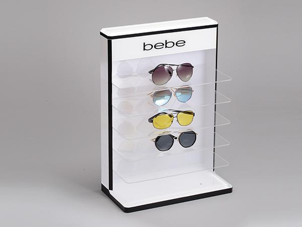 bebe眼镜展架
