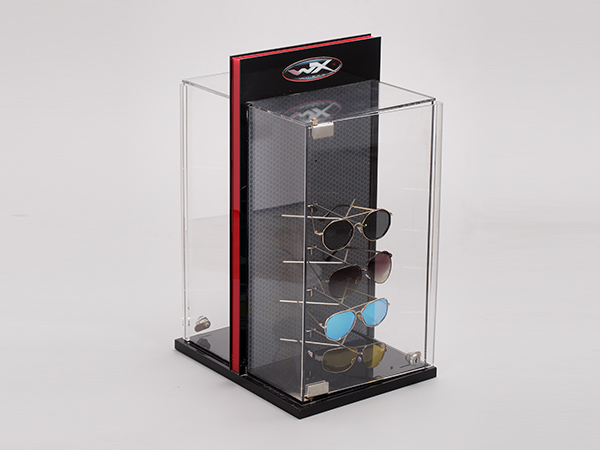 Wiley-X眼镜展架