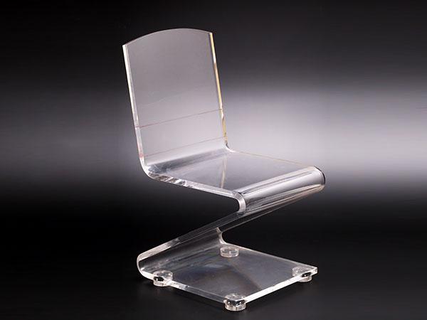 透明亚克力椅子