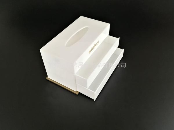 亚克力纸巾盒